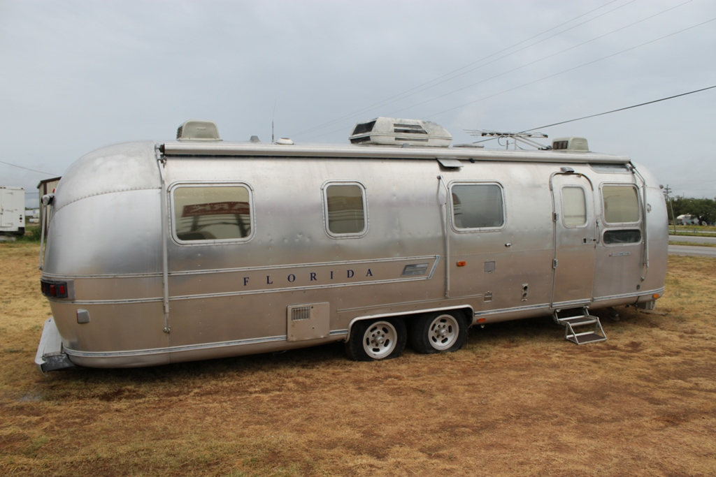 1977 Sovereign Project Airstream
